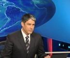 Bonner vai apresentar o 'JN ' de Santa Maria,no RS | TV Globo