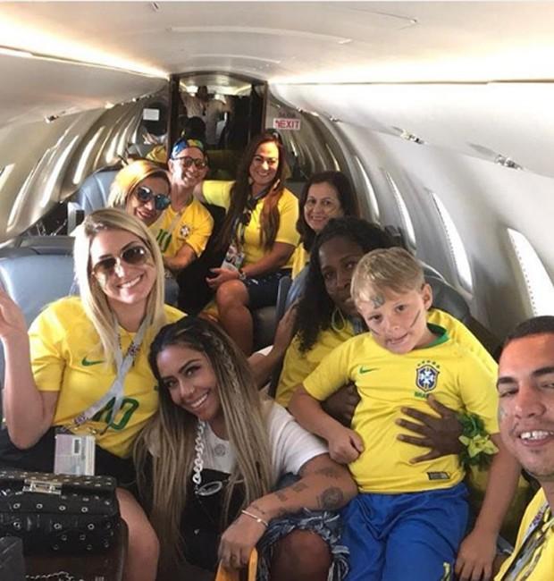 Família do Neymar (Foto: Reprodução/Instagram)