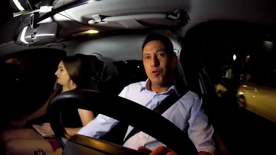 Pais de vítimas da boate Kiss trabalham como motoristas para alertar jovens nas madrugadas