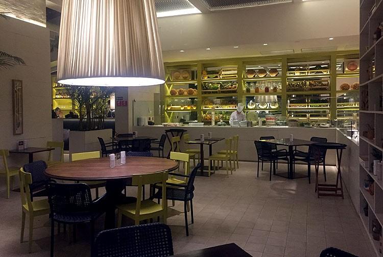 Bio, restaurante de Alex Atala (Foto: reprodução)