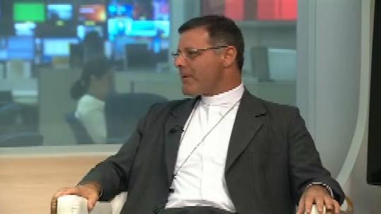 """""""Dom Orani é um homem do diálogo"""", diz Bispo Dom Paulo Cezar"""
