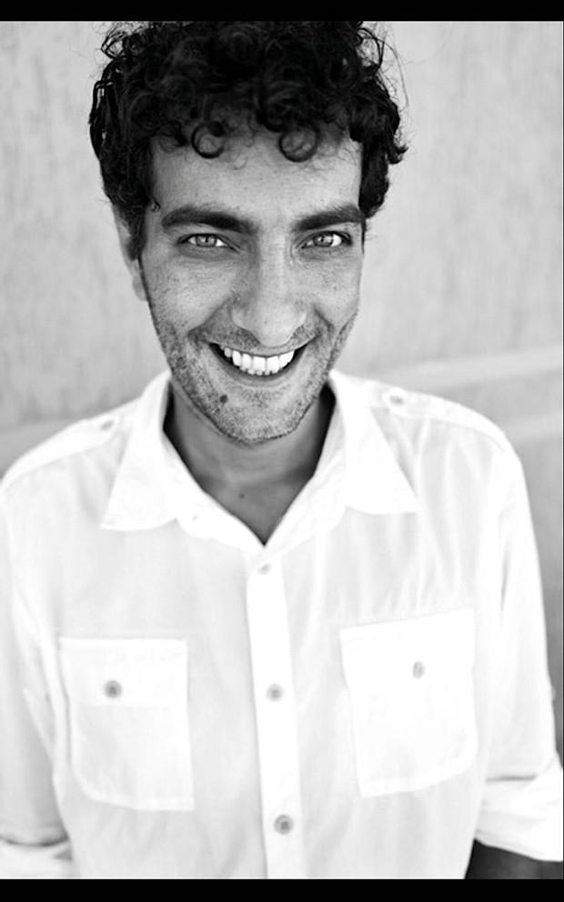 O diretor do documentário Candé Salles (Foto: Divulgação)