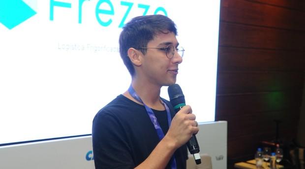 Elton Soares, fundador da Frezze (Foto: Divulgação)