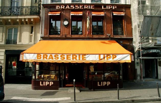 Brasserie Lipp (Foto: divulgação)