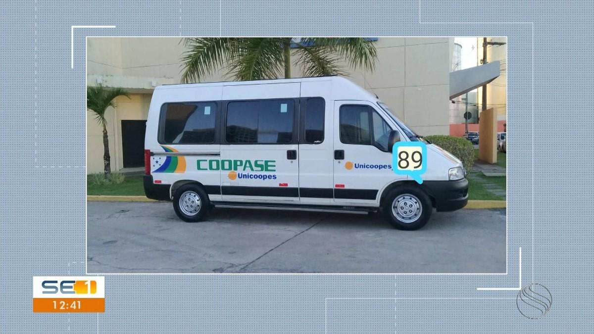 Passageiros e motorista de van que saia do Sul sergipano para Aracaju são feitos reféns e abandonados em matagal na Bahia - G1