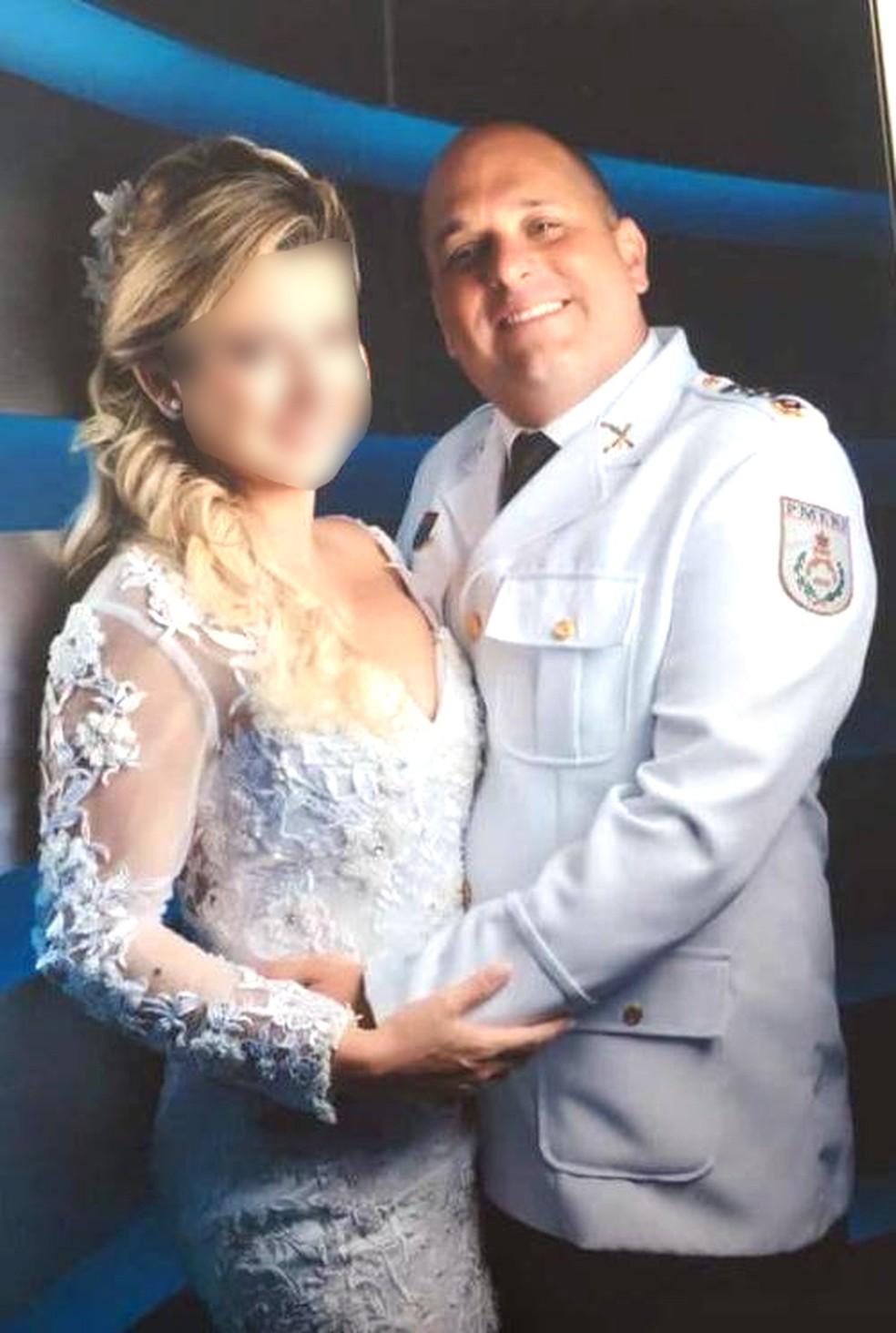 Ronald Paulo Alves Pereira, major da PM, preso na Operação Intocáveis â?? Foto: Reprodução