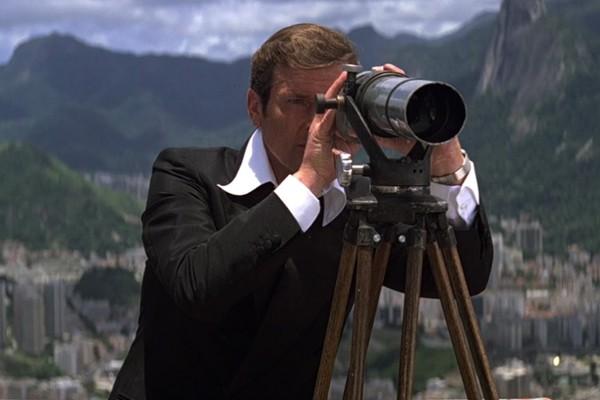 Cena de 007 Contra o Foguete da Morte (1979) (Foto: Divulgação)
