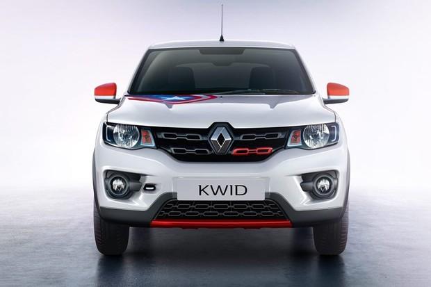 Renault Kwid ganha edição especial dos Vingadores na Índia (Foto: Renault)