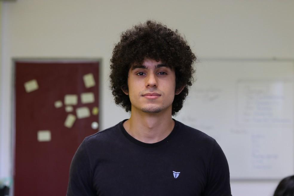 Higor Botelho quer aproveitar a oportunidade do estágio para conseguir ser contratado pelo Facebook (Foto: CIn-UFPE/Divulgação)