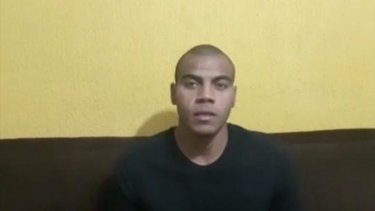 Ex-São Paulo, Régis admite problema com drogas, mas nega vício e tentativa de invasão a domicílio
