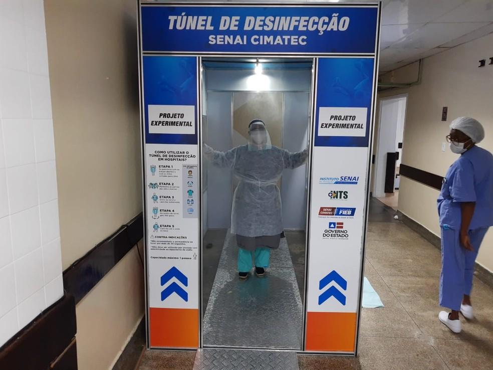 Bahia registra 2.360 novos infectados pela Covid-19 e total passa de 54 mil — Foto: Divulgação / Seplan