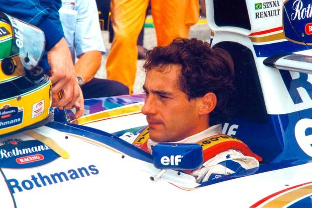 Documentário sobre Ayrton Senna estreia na Netflix (Foto: Divulgação)