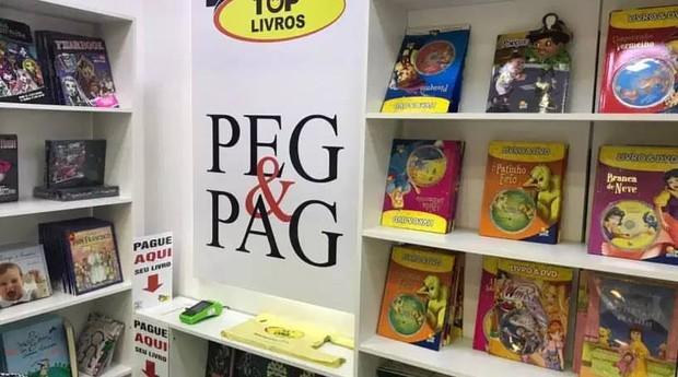 Hoje, existem 10 unidades da PEG&PAG (Foto: Divulgação)
