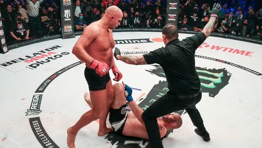 Foto: (Lucas Noonan/Bellator MMA)