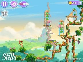 Angry Birds Stella Sera Lancado Para Smartphones Em 4 De Setembro