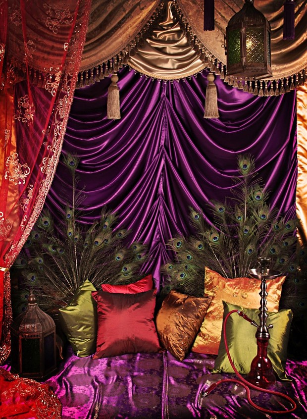 Google Image Result for o4T9oOI6uIA Design Ideas of arabian party decorations (Foto:  )