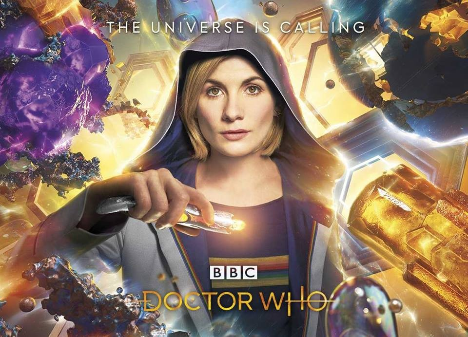 Jodie Whittaker interpreta personagem principal da série (Foto: BBC/Divulgação)
