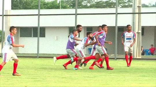 """Depois de três temporadas fora, Fabiano volta ao Piauí e revela meta: """"Quero ser artilheiro"""""""