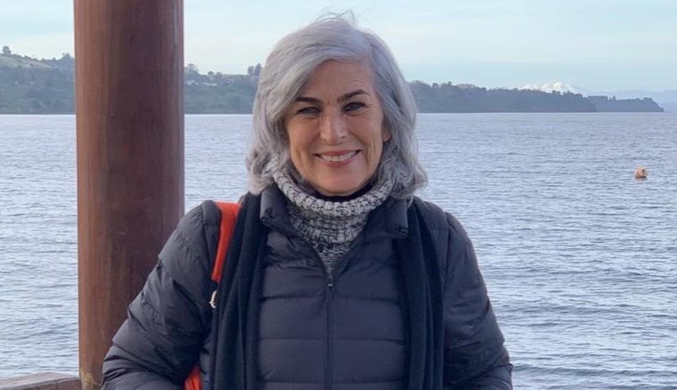 """A psicóloga, psicanalista e especialista em gerontologia Eloisa Adler: """"uma travessia"""" — Foto: Acervo pessoal"""