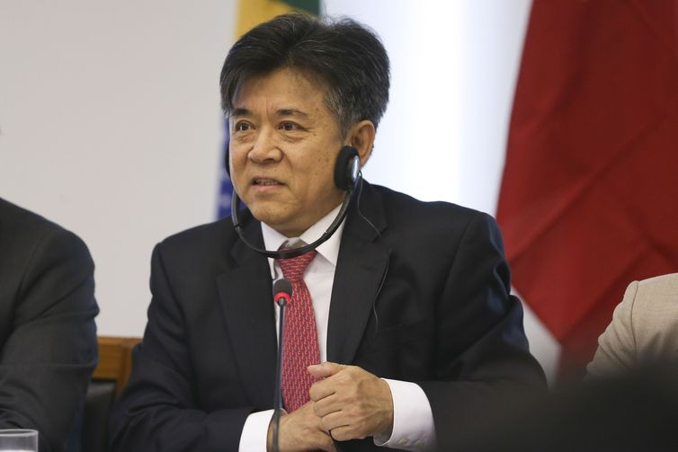 embaixador-china-brasil (Foto: José Cruz/Agência Brasil)