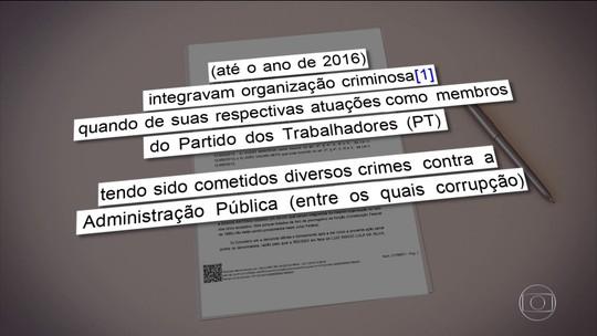 Juiz abre ação penal contra Lula, Dilma, Palocci, Mantega e Vaccari; PT vê 'perseguição judicial'