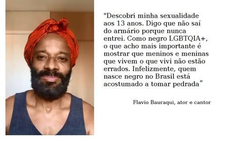 Flavio Bauraqui está no ar em 'Arcanjo renegado', do Globoplay Reprodução