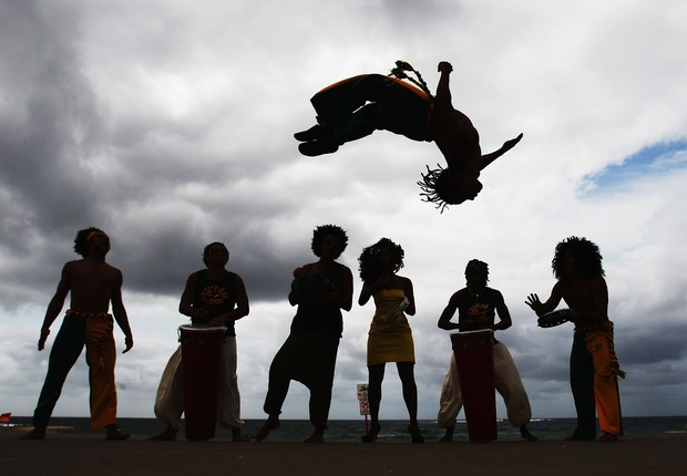 Roda de capoeira (Foto: Ryan Pierse / Getty Images)