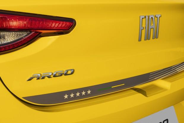 Fiat Argo Seleção (Foto: Divulgação)