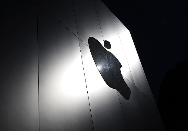 Logo da Apple (Foto: Justin Sullivan/Getty Images)