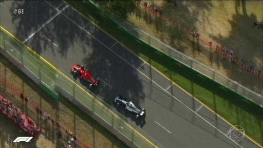 GP do Barein de Fórmula 1 é mais um capítulo da rivalidade entre Vettel e Hamilton