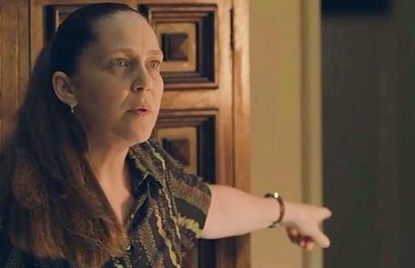 Na quinta-feira (16), Judith (Isabela Garcia) assumirá que assassinou os guardiões e se matará em seguida TV Globo