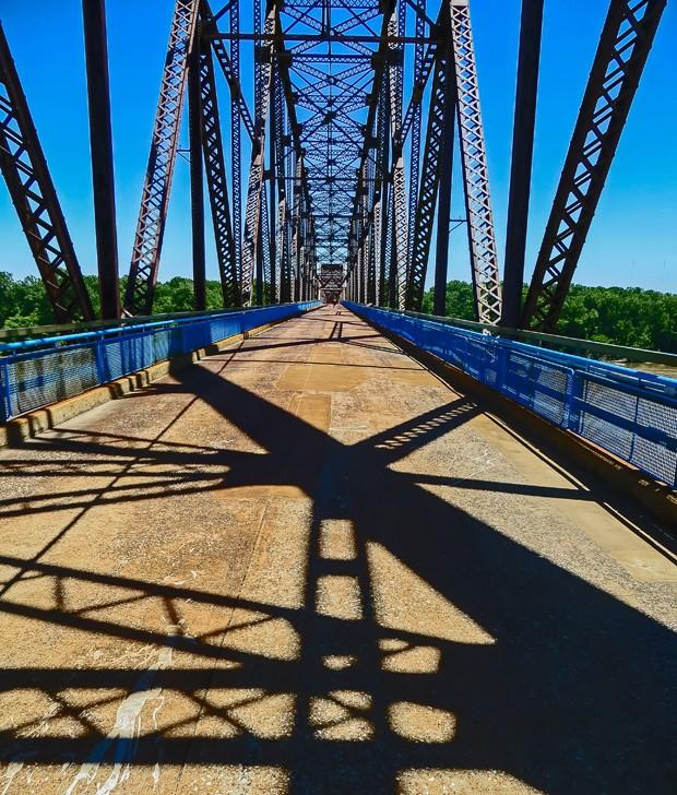Saint Louis, MO USA - Chain Of Rocks Bridge (Foto: Getty Images/iStockphoto)