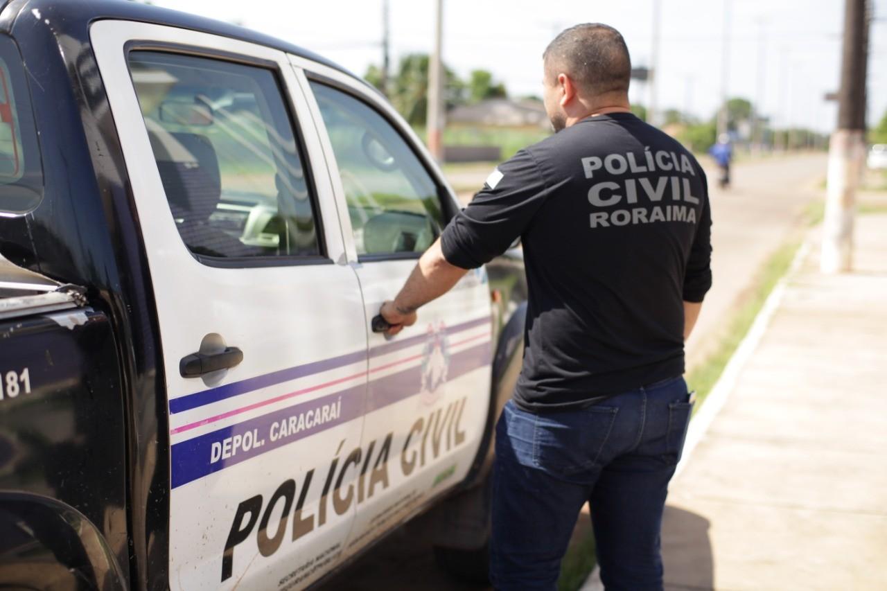Autônomo é preso por estuprar menina de 10 anos em RR