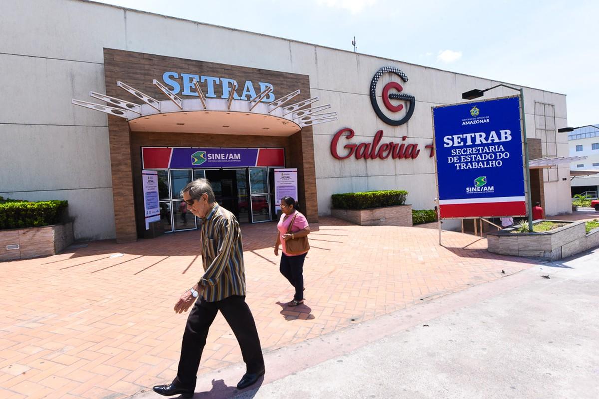 Sine-AM divulga 52 vagas de emprego em Manaus nesta segunda-feira (18) - G1