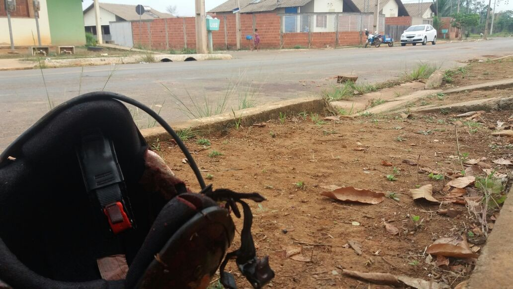 Homem é morto com golpe de facão no rosto após cobrar dívida em bairro de Rio Branco