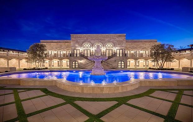 Casa Floyd Mayweather (Foto: Real Estate/Reprodução)