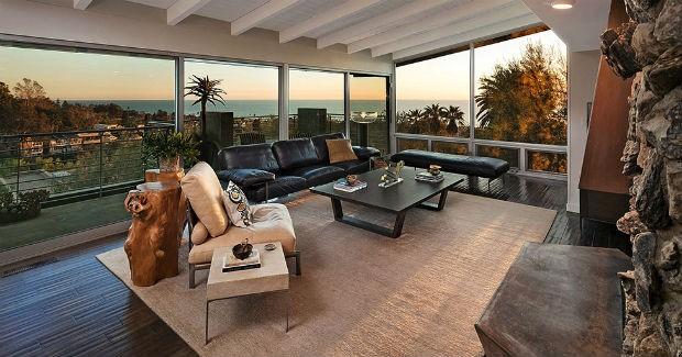 Mansão de Ryan Murphy é luxuosa e está no mercado por R$ 69,5 milhões (Foto: Divulgação)