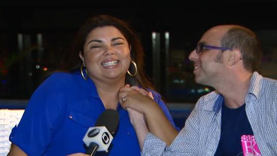 Fabiana Karla e Leandro da Mata apresentam peça em homenagem a Reginaldo Rossi