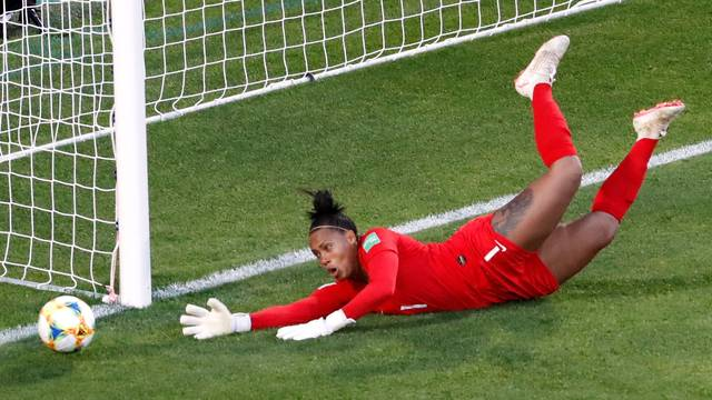 Barbara Brasil x Itália Copa do Mundo Feminina
