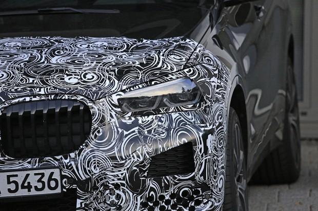 BMW X1 (Foto: Automedia)