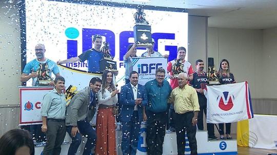 IDFG é o grande campeçao dos Jogos Escolares TV Sergipe 2019