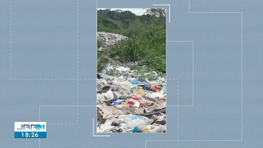 Moradores reclama de problemas em Caorebe, sul de RR