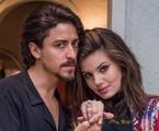 Jerônimo (Jesuíta Barbosa) e Vanessa (Camila Queiroz) | TV Globo