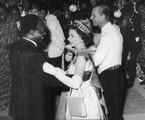 Rainha Elizabeth em Gana | Reprodução