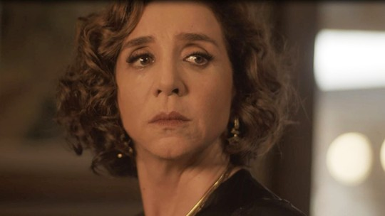 Último capítulo de 'Tempo de Amar' terá Celeste Hermínia cara a cara com rival; descubra mais do final!