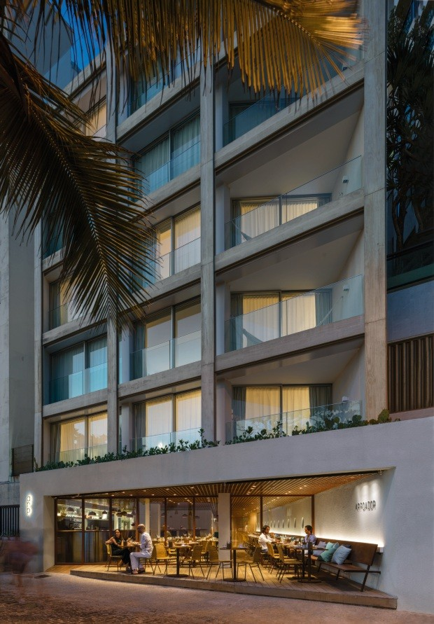 Hotel Arpoador reabre no Rio de Janeiro (Foto: arquitecto¶data)