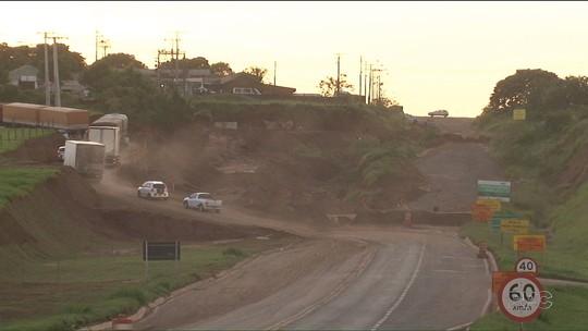 Interdição da estrada Boiadeira, no noroeste, atrapalha vida de motoristas