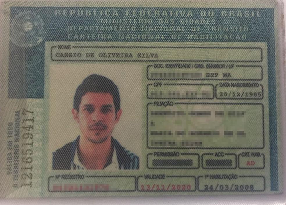 Suspeito não aceitava fim do relacionamento (Foto: Divulgação/Polícia Civil)