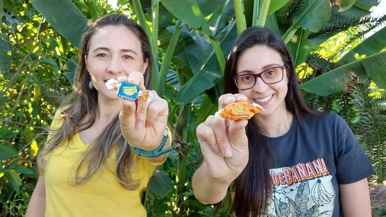 bala-banana-antonina-empresarias (Foto: Sebrae)