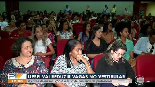 Audiência discute redução na oferta de vagas da Uespi para o Sisu de 2020